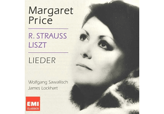 Price,Margaret/Sawallisch,W. - Lieder - (CD)