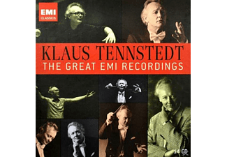 VARIOUS, Tennstedt, Tennstedt & Various - The Great Emi Recordings - (CD)