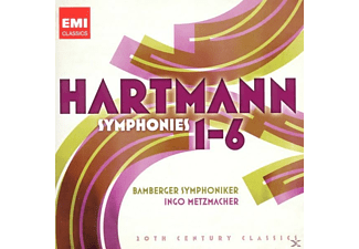 VARIOUS, Metzmacher/Various - 20th Century Classics:Hartmann [CD]