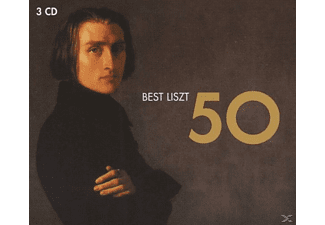 VARIOUS - 50 Best Liszt [CD]