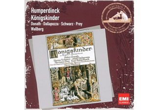 Donath, Dallapozza, Wallberg, Donath/Dallapozza/Wallberg - Königskinder [CD]