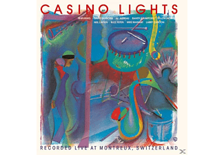 VARIOUS - Casino Lights(Recorded Live At Montreux, Switzerlan - (CD)