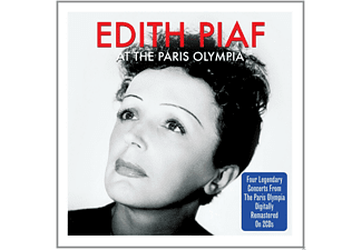 Edith Piaf - At The Paris Olympia [CD]