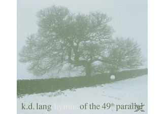 K.D. Lang - Hymns of the 49th Parallel (CD)