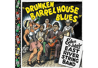Eden & John's East River String Band - Drunken Barrel House Blues - (CD)