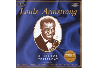 Louis Armstrong - Blues For Yesterday - (CD)