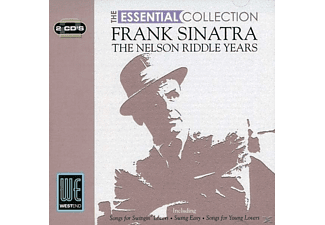 Frank Sinatra - Essential Collection-Nelson  Riddle Years - (CD)