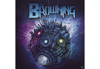 The Browning - Burn This World [CD]