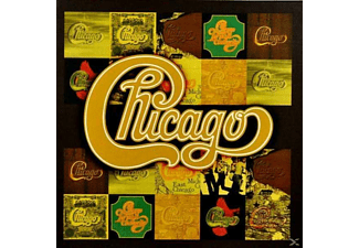 Chicago - The Studio Albums 1969-1978 - (CD)