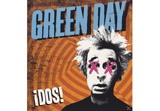 Green Day - Dos! - (Vinyl)