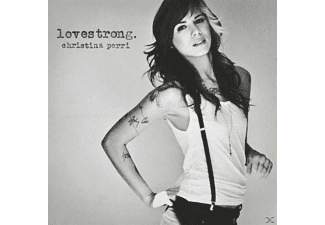 Christina Perri LOVESTRONG Pop CD