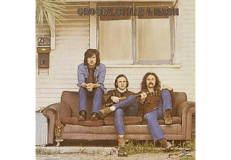 Crosby, Stills & Nash - Crosby, Stills & Nash - Expanded & Remastered (CD)