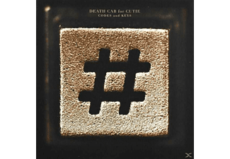Death Cab For Cutie - Codes And Keys [CD]