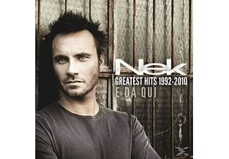 Nek - Greatest Hits 1992-2010 - E Da Qui (CD)