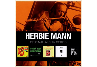 Herbie Mann - Original Album Series [CD]