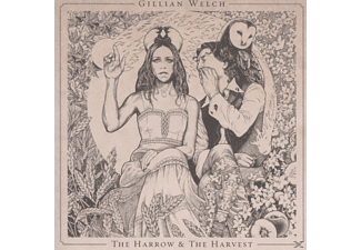 Gillian Welch - Harrow & The Harvest, The - (CD)