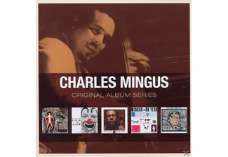 Charles Mingus - Original Album Series [CD]