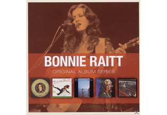 Bonnie Raitt - Original Album Series [CD]