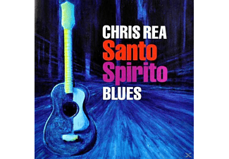 Chris Rea - Santo Spirito Blues - (CD)