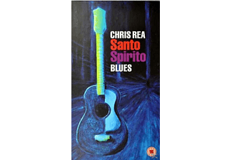 Chris Rea - Chris Rea - Santo Spirito Blues - (CD + DVD)