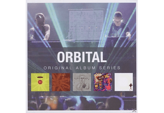 Orbital - Original Album Series - (CD)