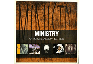 Ministry - ORIGINAL ALBUM SERIES - (CD)