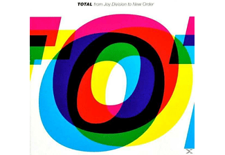 New Order/Joy Division - Total - (CD)