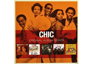 Chic - Original Album Series [CD]