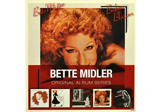 Bette Midler - Original Album Series - (CD)