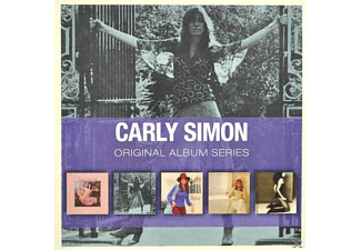 Carly Simon - Original Album Series - (CD)