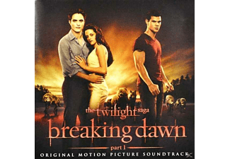 O.S.T. - Twilight Saga: Breaking Dawn Part 1 - (CD)