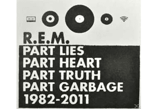 R.E.M. - Part Lies, Part Heart, Part Truth, Part Garbage 1982-2011 (CD)