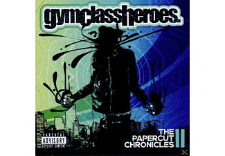 Gym Class Heroes - The Papercut Chronicles 2 - (CD)