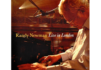 Randy Newman - Live In London (CD + DVD)