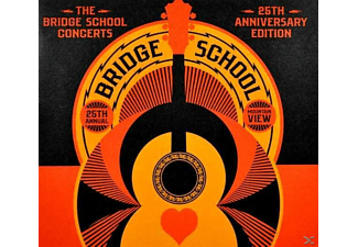 VARIOUS - The Bridge School Concerts 25th Anniversary Edition (2cd) - (CD)