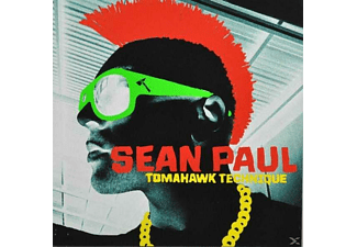 Sean Paul - TOMAHAWK TECHNIQUE [CD]
