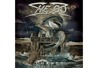 Shezoo - Change - (CD)