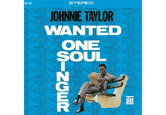 Johnnie Taylor - Wanted:One Soul Singer - (CD)
