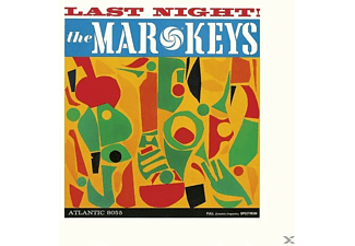 The Mar-Keys - Last Night - (CD)