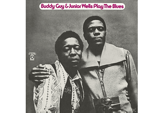 Buddy Guy, Junior Wells - Play The Blues [CD]