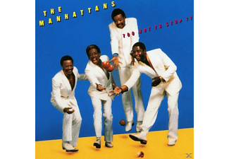 The Manhattans - Too Hot To Stop It - (CD)