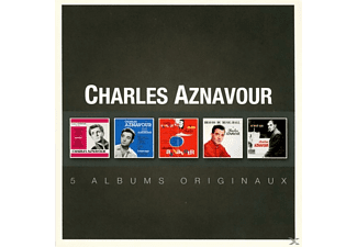 Charles Aznavour - Original Album Series - (CD)