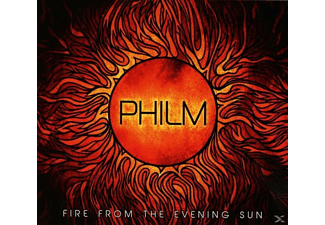Philm - Fire From The Evening Sun - (CD)