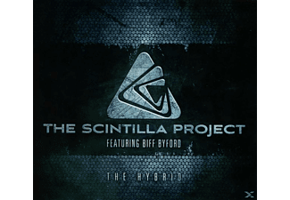 The Scinitlla Project - The Hybrid [CD]