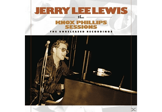 Jerry Lee Lewis - Knox Phillips Sessions:Unreleased Recordings, The [Vinyl]