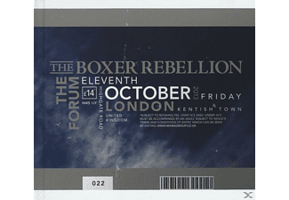 The Boxer Rebellion - Live At The Forum [CD]