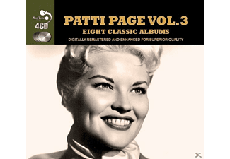 Patti Page - 8 Classic Albums 3 [CD]