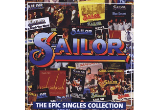 Sailor - The Epic Singles Collection/2cd Edition - (CD)
