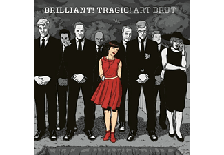 Art Brut - Brilliant! Tragic! - (Vinyl)