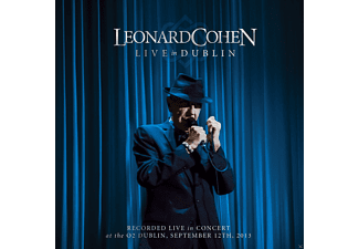 Leonard Cohen - Live In Dublin [CD]